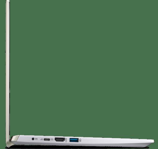Acer Swift X 側面設計