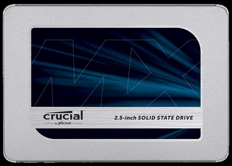 MX500 SSD推薦